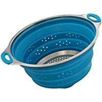 Eurotrail Frying Pan with Lid 3.5/L/ /Grey