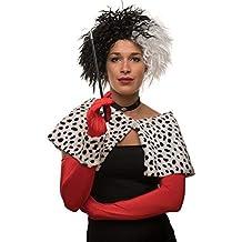 Suchergebnis Auf Amazonde Für Cruella De Vil Kostüm