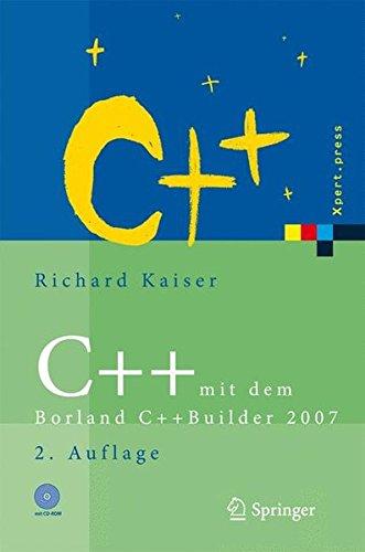 C++ mit dem Borland C++Builder 2007 (Xpert.press)