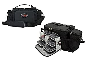 Isobag 6 Meal Management System - (Black/Black)
