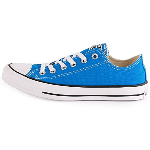 CONVERSE Chuck Taylor All Star Season Ox 015760-550-103 Damen Sneaker Blau