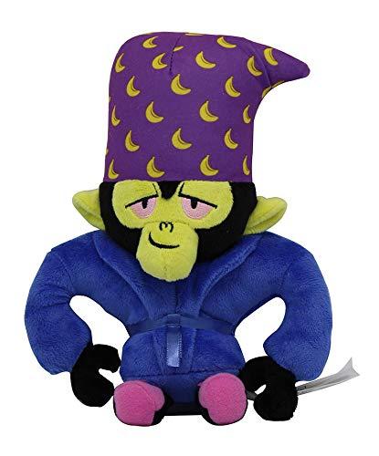 rpuff Girls Verschiedene Plüschfiguren 20cm für Kinder, Jungen und Mädchen, Buttercup, Base, Blossom und AFFE Mojo JoJo zum Sammeln, Spielen und Knuddeln (Mojo JoJo) ()