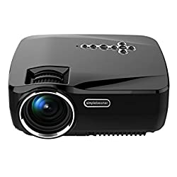 Simplebeamer Android Smart WX-01 Portable Wireless Projector inbuilt 8GB Memory