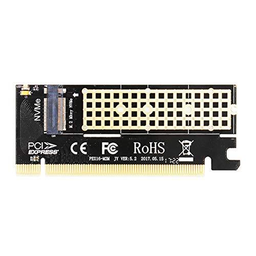 - Component-rca-audio-kit (Shentesel M.2 NVME SSD NGFF auf PCIE 3.0 X16 Adapter Karte M Key Interface Converter Board)