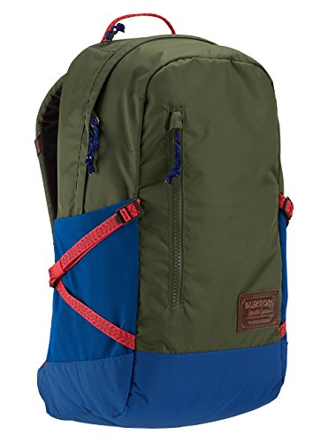 Burton WMS Prospect Pack Daypack, color lichen flight satin, tamaño 48 x 29 x 19 cm, volumen liters 21.0
