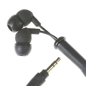 CordCruncher EBRGBLGY00GRAY Tangle Free Earbuds, Gun Metal Gray
