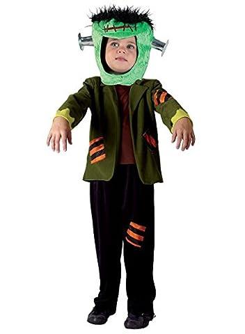 Kinderkostüm Frankenstein, Kleinkinder Kostüm Monster, Größe:104 (Bestes Halloween-kostüme Für Kleinkinder)