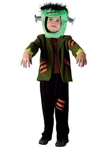Kinderkostüm Frankenstein, Kleinkinder Kostüm Monster, Größe:104 (Die Besten Halloween Kostüme 2017 Kids)