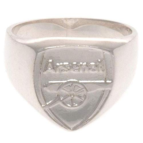 Arsenal F.C. Sterling Silber Ring Medium