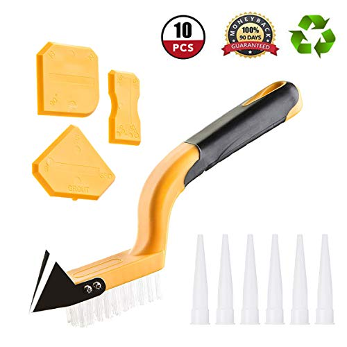 GOCHANGE 10PCS Caulking Tool Kit...