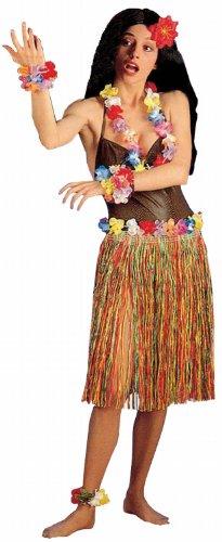 Widmann gonna hawaiana multicolore