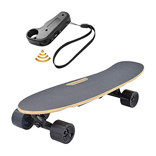 TOPQSC Teamgee H20/H9/H8/ H3-B Elektrisches Skateboard,Longboard Skateboard mit Funkfernbedienung,Ahornholz Deck,Geeignet für Enthusiasten wie Jugendliche und Erwachsene*