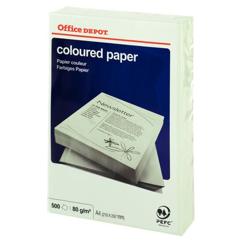 coloured-laser-paper-1-ream-500-sheets-suitable-for-laser-printers-green-a4-80gsm