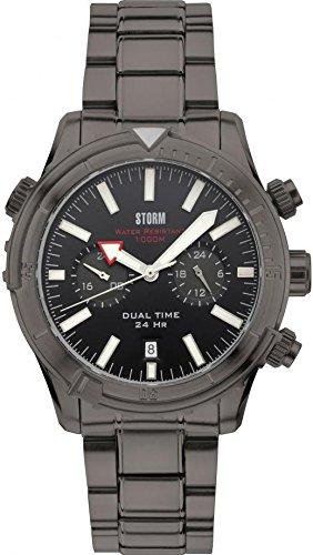 Storm - Special Edition Aqua-Pro 47281/TN TIT - Special Edition Aqua-Pro - - Montre Homme- Bracelet en