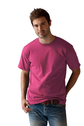 anvil Herren Basic T-Shirt / 779 Pink (HPK-Hot Pink)