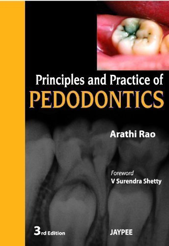 Principles and Practice of Pedodontics by Jaypee Brothers Medical Pub (2012-07-01)