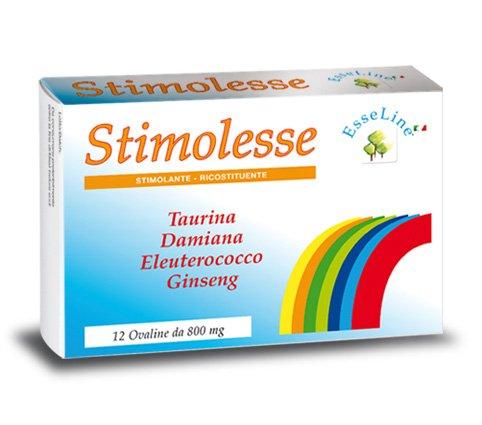 Integratore alimentare STIMOLESSE 12CPR 800MG