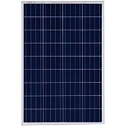 Hi-Tech Solar Panneau Solaire polycristallin Haute efficacité 100 W pour Charger des Batteries 12 V dans Les caravanes, Camping-Cars, Bateaux et Solutions d'alimentation Hors réseau