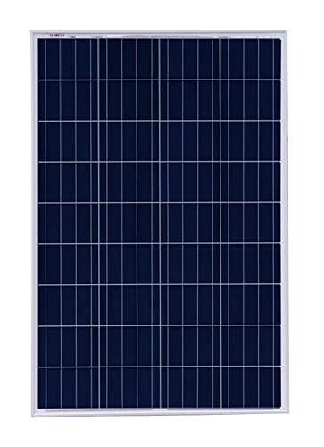 Hi-Tech Solar 100w Polycrystalline solar PV módulo Premium negro panel c/w negro respaldo sábana por favor nota: generalmente sólo tenemos en cuenta ofertas para 2 o más artículos. Módulo solar (100 W) para usar para recargar baterías de 12 V CC. Rec...