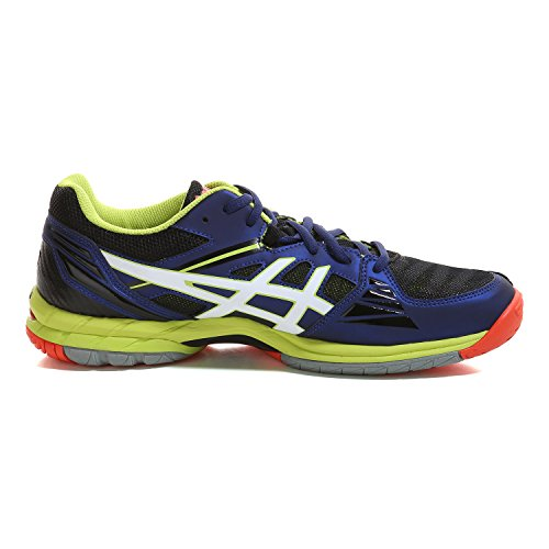 Asics Herren Gel-Volley Elite 3 Volleyballschuhe NAVY / WHITE / LIME