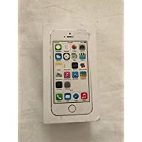 Apple iPhone 5s 16GB - Factory Unlocked SIM Free Smartphone Excellent Condition (Silver)