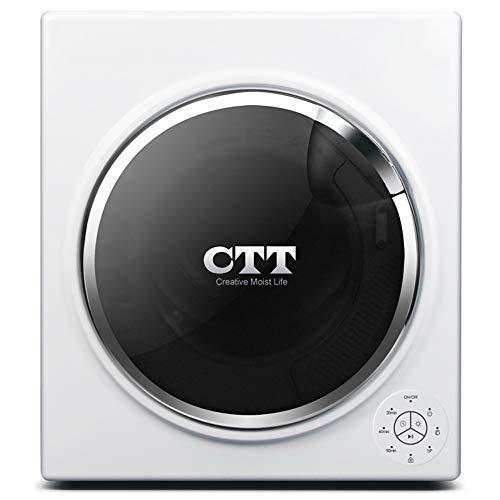 QXKMZ Sèche-Linge, système de contrôle de séchage Intelligent en Acier Inoxydable à Tambour intérieur, Mini Machine à sécher Les Serviettes Ultra-silencieuse