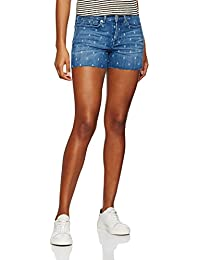 7 For All Mankind Slouchy, Short Femme