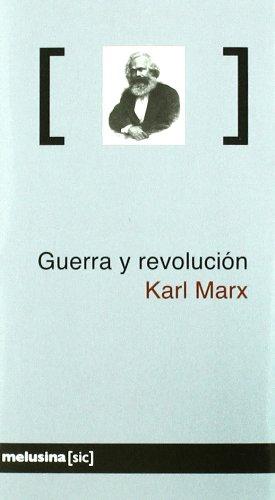 Guerra Y Revolucion (sic)