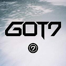 JYP Entertainment 2019.11.05 Release GOT7 - Mini álbum Álbum, pre-Order Benefit, póster Plegable y Juego de Tarjetas fotográficas Dobles.