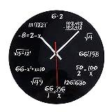 AIHANEN Mathématiques créatives Blackboard Pop Quiz Clock...