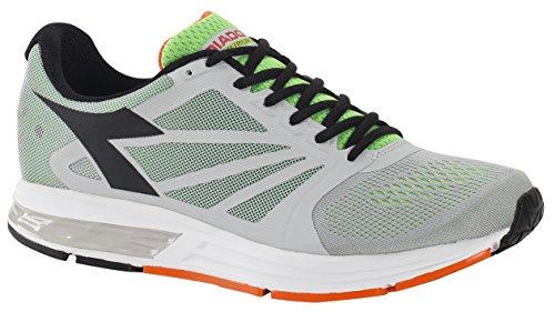 Diadora Scarpa Running Sneaker Jogging Uomo KURUKA Gray/Green