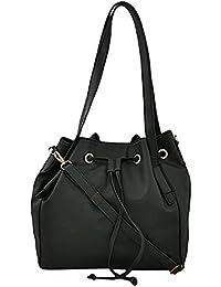 P&L Green Hand Bag For Women BKL0009