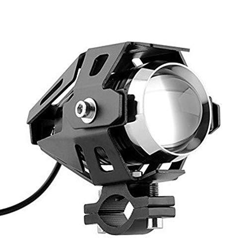 Motorrad Nebelscheinwerfer,Motorrad Nebelscheinwerfer LED Scheinwerfer Auto Arbeitsscheinwerfer bar Motor Offroad Zusatzscheinwerfer für Motorrad Auto