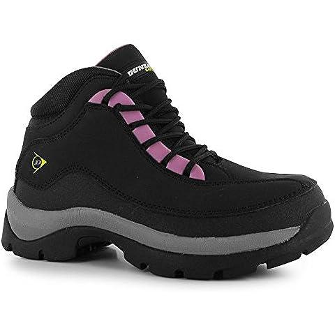 Dunlop Safe Hike Mujer Senderismo Botas de senderismo Botas Botas de seguridad
