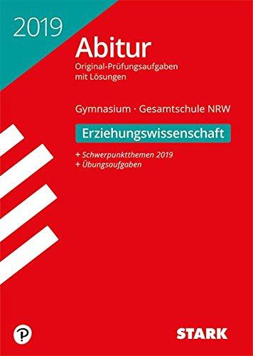 Abiturprüfung NRW - Erziehungswissenschaft LK