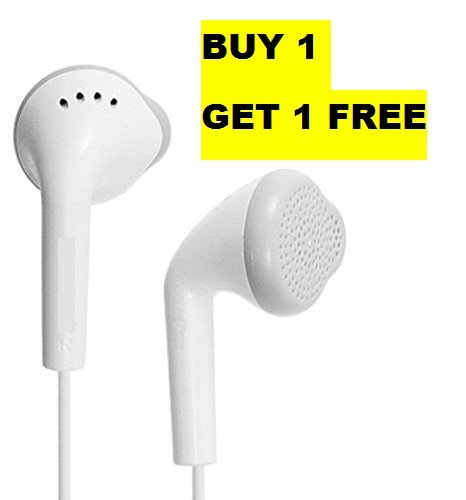 BUY-1-GET-1-FREE-Samsung-Compatible-EHS61ASFWE-In-Ear-Earphones-Headset-With-Mic-by-Technostuff-White