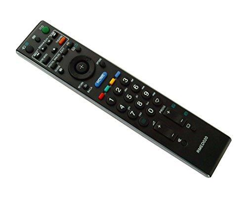 Mando Distancia Sony Bravia TV LCD Plasma RM-ED020RMED020-Repuesto
