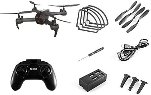 FCGV Sh7 2.4G Rc Drone avec Quadricoptère Quadricoptère Quadricoptère Altitude Tenue Altitude Mode sans Caméra - Noir | Exquis (en) Exécution  28e184