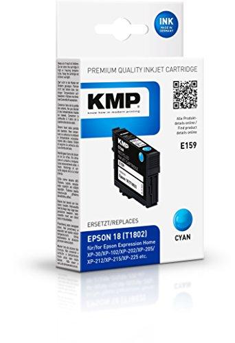 KMP 1622,4803 cartucho de tinta - Cartucho de tinta para impresoras (Cian,...