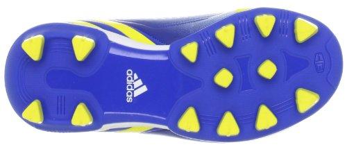 adidas Performance P Absolado LZ TRX HG J G64913 Jungen Fußballschuhe Weiß (RUNNING WHITE FTW / VIVID YELLOW S13 / PRIME BLUE S12)