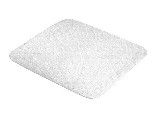 Kleine Wolke 0221100002 Duscheinlage Arosa, 55 x 55 cm, weiß