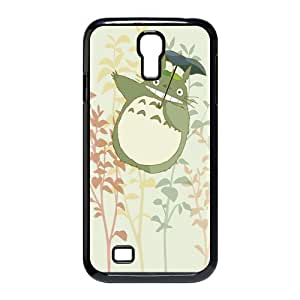 Coque Samsung Galaxy S4,Miyazaki Anime Totoro Samsung Galaxy S4 Silicone Coque Housse Case Protection,Cover Case housse etui pour Samsung Galaxy S4,Case Cover for Galaxy S4