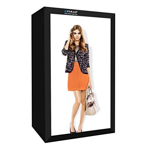 GHFPCASE für 200 cm Studio Box 6 Lichtleiste Bars 240 Watt 5500 Karat Weißlicht Fotobeleuchtung Schießzelt Kit for Kleidung/Erwachsene Modell Porträt (Us-stecker) (Color : Color3) - Erwachsenen-modell-kits
