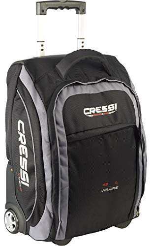 Cressi Bagage Cabine 50x40x2 à Roulettes, Easyjet, Ryanair
