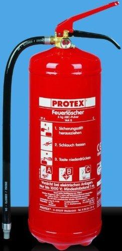 Preisvergleich Produktbild 6kg ABC Pulver Feuerlöscher Pulverfeuerlöscher