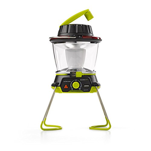 Goal Zero Unisex- Erwachsene Lighthouse 400 Taschenlampe, Black, Unisize
