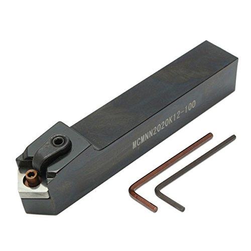 CoCocina MCMNN2020K12-100 Drehwerkzeug-Halter für CNMG/CNMM1204