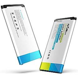 Flylinktech Batterie pour Samsung Galaxy S5 Batterie Lithium-ION 2950mAh Mise à Niveau Batterie Interne Remplacement Correspond à d'origine EB-BG900BBC | Compatible Galaxy S5 G9006V、G9008V、G9009D