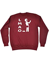 123t LMAO Laugh My Ass Off - Sweatshirt
