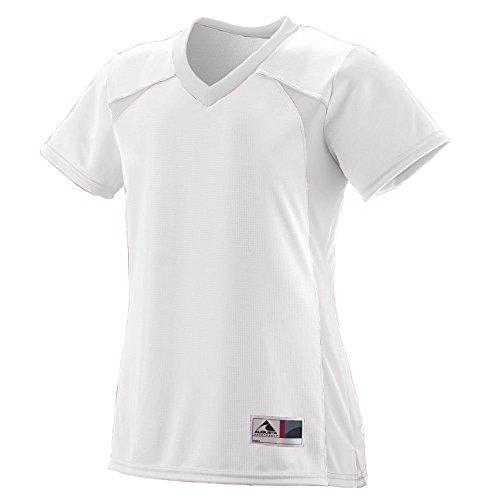 Augusta - T-shirt de sport - Femme Multicolore - White/white